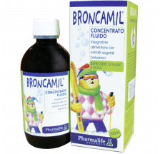 Broncamil sirup 200 ml