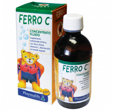 Ferro C sirup 200 ml