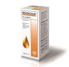 Bronhoklir Sirup za pušače 200ml
