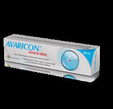 Avaricon hemor krema 20 ml
