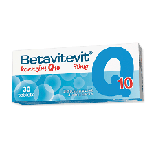 Betavitevit Q10 30 mg 30 tableta