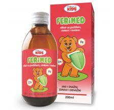 Protect kids Ferimed sirup 200 ml