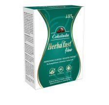 Herbafast Fiber čokolada 10 kesica