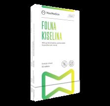 Maxmedica Folna kiselina- Vitamin B9, 50 tableta