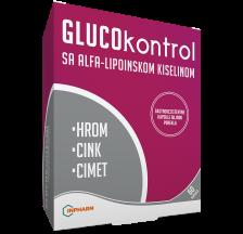 GLUCOkontrol 60 kapsula