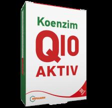 Koenzim Q10 Aktiv 30 kapsula