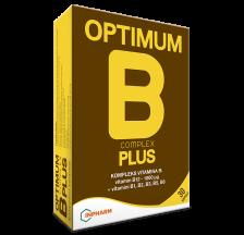 Optimum B Complex Plus 30 kapsula