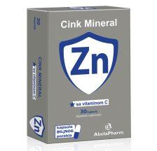 Cink Mineral 30 kapsula