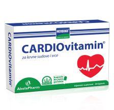 CARDIOvitamin 30 kapsula