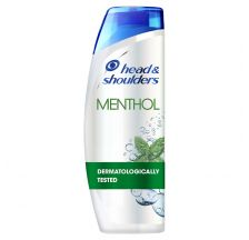 Head & Shoulders Menthol šampon za kosu protiv peruti, 360ml