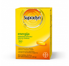 Supradyn Energy Q10, 30 tableta