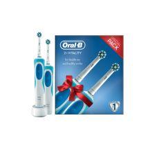 Oral B Vitality Crossaction električna četkica, 2 komada