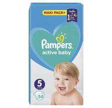 Pampers Active Baby JPM pelene, veličina 5 (11-16 kg), 54 komada
