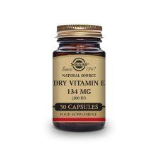 Solgar Dry Vitamin E 50 kapsula