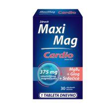 Maxi Mag Cardio 30 tableta
