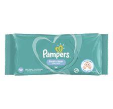 Pampers Fresh, vlažne maramice, 52 komada