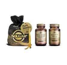 Solgar Paket Skin Nails Hair+Biotin (60+100 tableta)