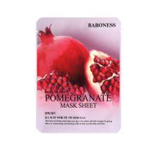 Baroness Pomegranate maska za lice 21g