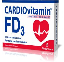 CARDIOvitamin FD3 30 kapsula