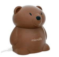 Microlife NEB 400 inhalator za decu u obliku mede, braon