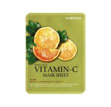 Baroness Vitamin C maska za lice 21g