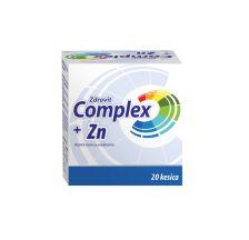 Zdrovit Complex + Zn, 20 kesica