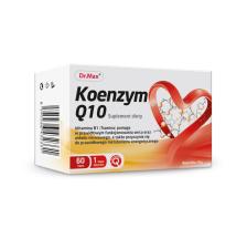 Dr.Max Koenzim Q10 sa tiaminom, 60 kapsula